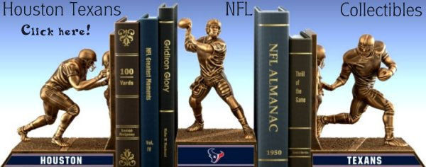 NFL Houston Texans Collectibles