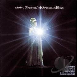 A Christmas Album - Barbra Streisand CD 1980