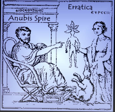 Erratiaca - CD by Anubis Spire