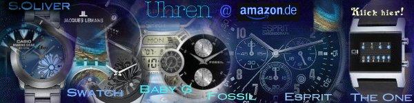 Uhren, Armbanduhren