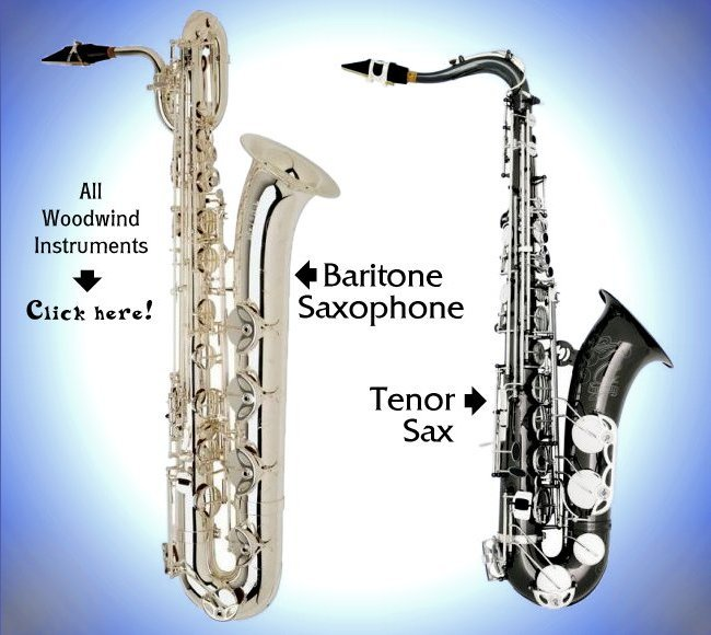 Saxophones and other Woodwind Instruments