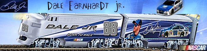 NASCAR - Dale Earnhardt Jr.