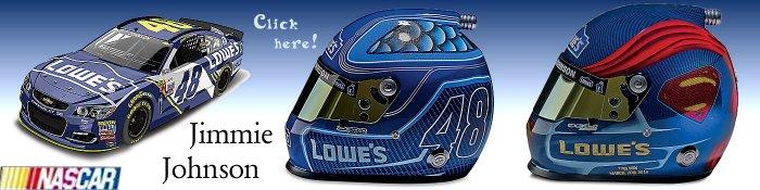 NASCAR - Jimmie Johnson