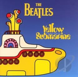 Yellow Submarine - The Beatles CD 1999