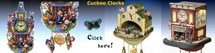 Egypt Cuckoo Clock