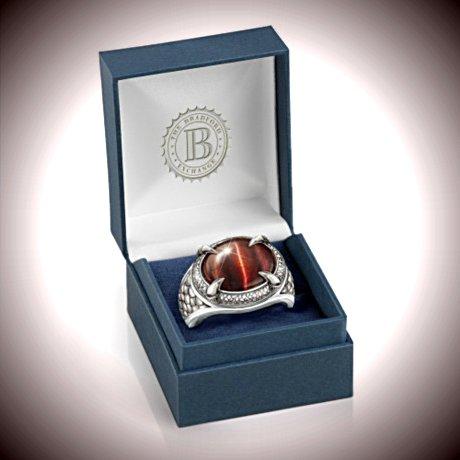 Dragon Eye Ring in Box