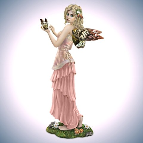 Dreamscape Delight Fairy Figurine