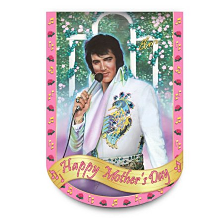 Elvis Presley Rockin' Through The Year Holiday Flag Collection: Happy Mother's Day