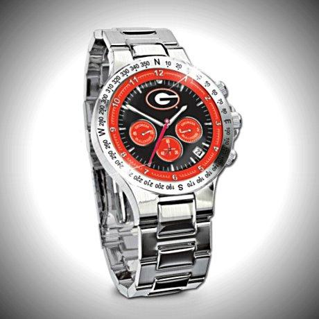 Men's Collector's Watch: Georgia Bulldogs