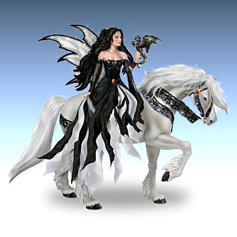 Nene Thomas Ice Princess Fantasy Doll