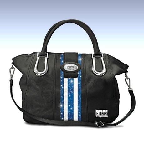Crossroads City Chic Indianapolis Colts Handbag