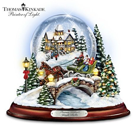 Thomas Kinkade Christmas Carosta Com