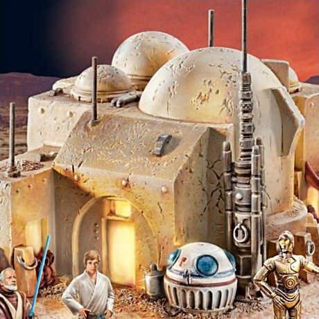 Star Wars Collection Mos Eisley Cantina