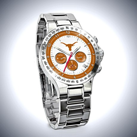 Men's Collector's Watch: Texas Longhorns
