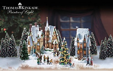 Thomas Kinkade Collectibles - carosta.com