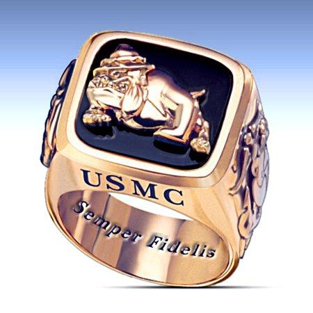 USMC Semper Fi Marine Corps Men's Ring