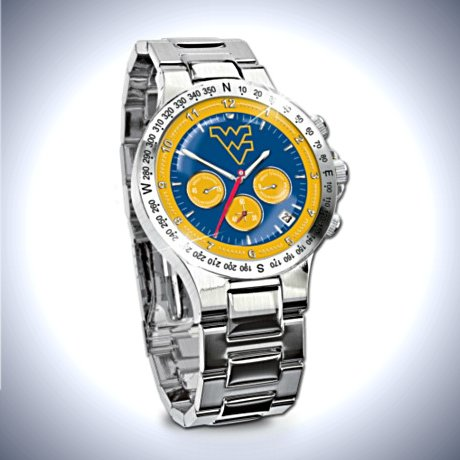Men's Collector's Watch: West Virginia Mountaineer