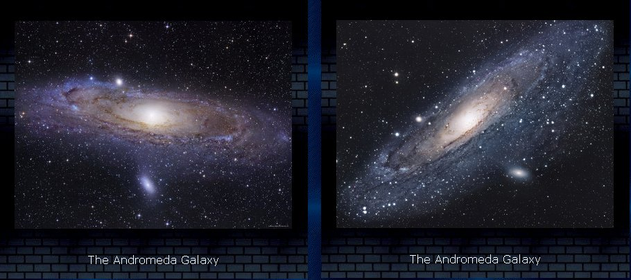 Galaxies - Andromeda - Photographic Prints
