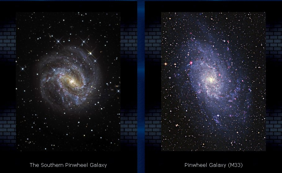 Galaxies - Pinwheel - Photographic Prints