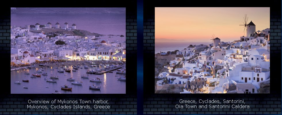 Greece Posters and Photographic Prints