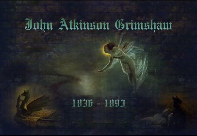 John Atkinson Grimshaw video