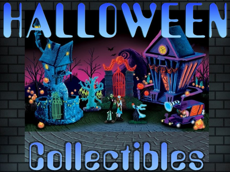 Halloween Collectibles - Music by Carola Rost