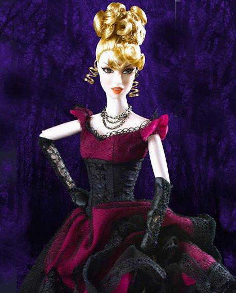 Couture Fantasy Brides Of Dracula Fashion Doll