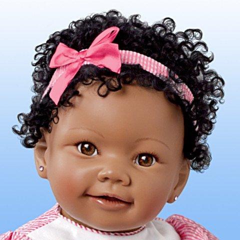 Eden - Lifelike Baby Doll - detail