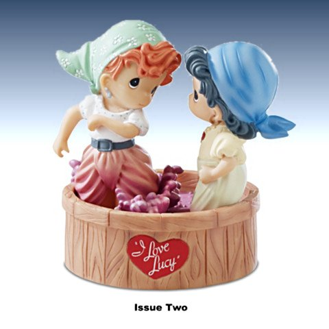 Precious Moments I LOVE LUCY: Now And Forever Figurine Collection - Issue 2