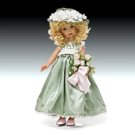 Abby Rose - 18-Inch Realistic Child Doll