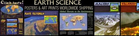 Earth Science art prints