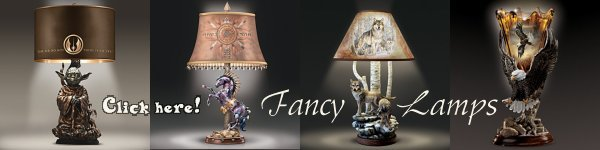 Fancy Lamps
