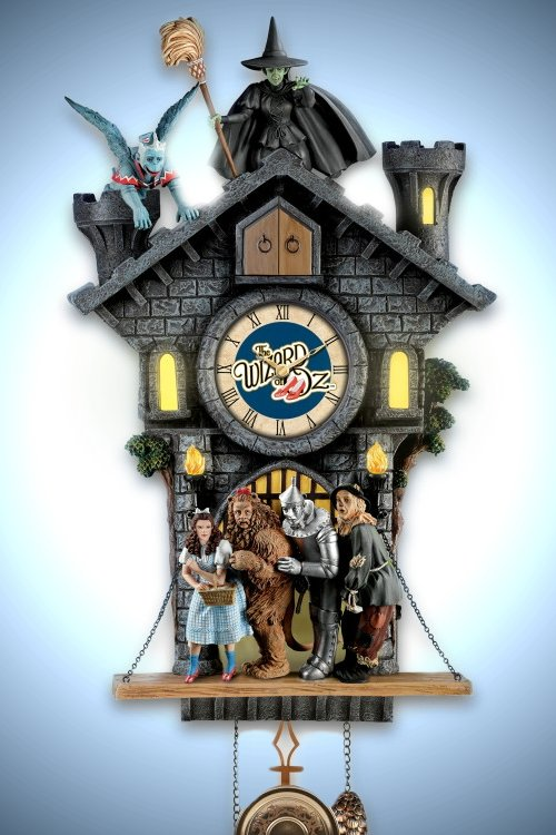 All In Good Time, My Pretty - Cuckoo Clock