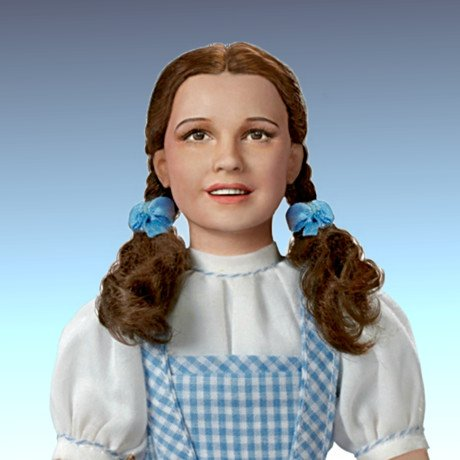Wizard Of Oz Fashion Doll: Dorothy, Over The Rainbow - Detail
