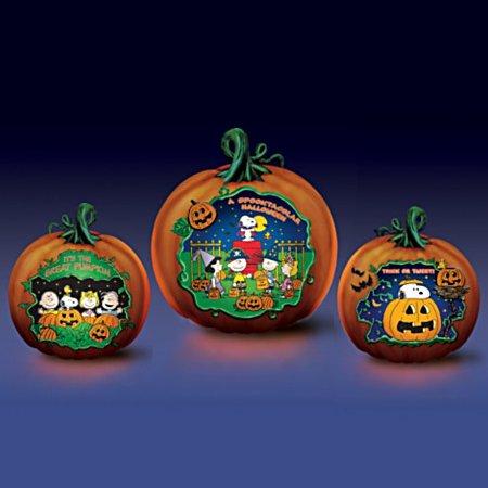 PEANUTS Pumpkin Collection