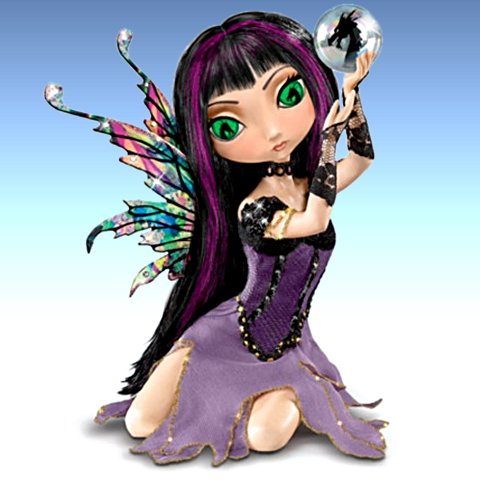 Spellbound Fairies: The Jasmine-Beckett-Griffith Fantasy Doll Collection