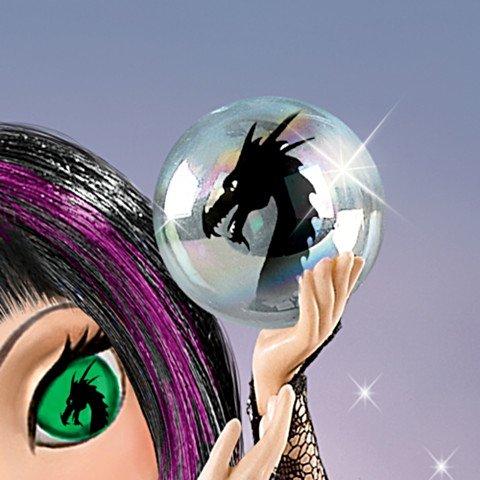 Spellbound Fairies: The Jasmine-Beckett-Griffith Fantasy Doll Collection - Detail