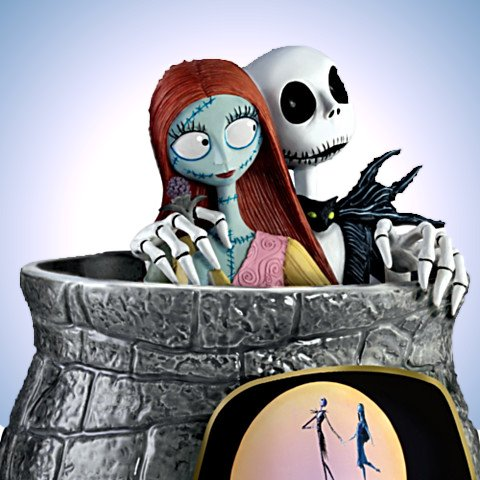 The Nightmare Before Christmas - Cookie Jar - Detail