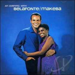 An Evening with Belafonte/Makeba - Miriam Makeba CD 1990
