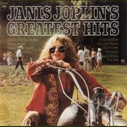 Janis Joplin's Greatest Hits - Janis Joplin CD 1973