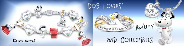 Dog Lovers Jewelry