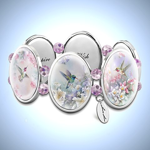 Lena Liu Bracelet: Wings Of Enchantment