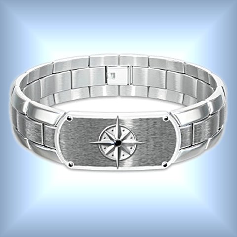Men's Bracelet: Forge Your Own Path, My Son