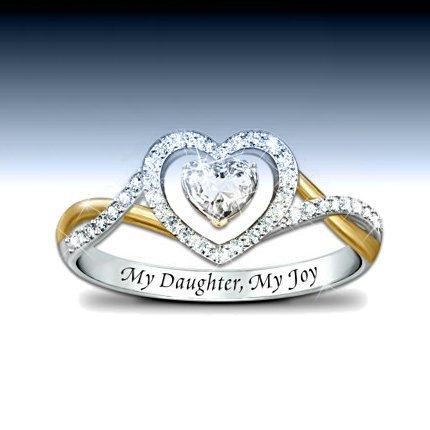My Daughter, My Joy - Ring