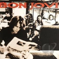 Cross Road - Jon Bon Jovi CD 1994