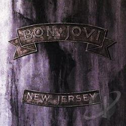 Bon Jovi - New Jersey CD