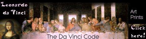 Leonardo da Vinci art prints