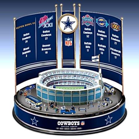 Dallas Cowboys Super Bowl Champions Carousel