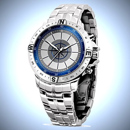 Forge Your Own Path, My Grandson Men's Watch