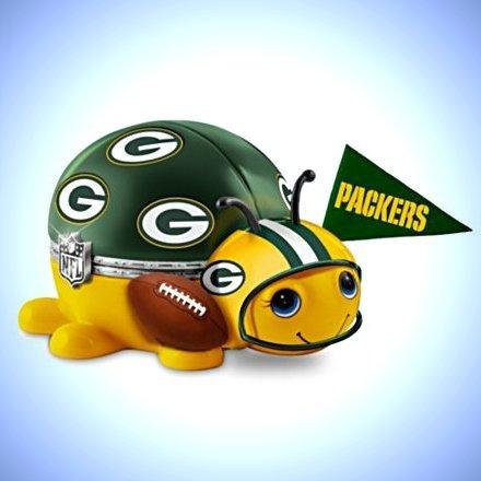 NFL Green Bay Packers #1 Fan Music Box